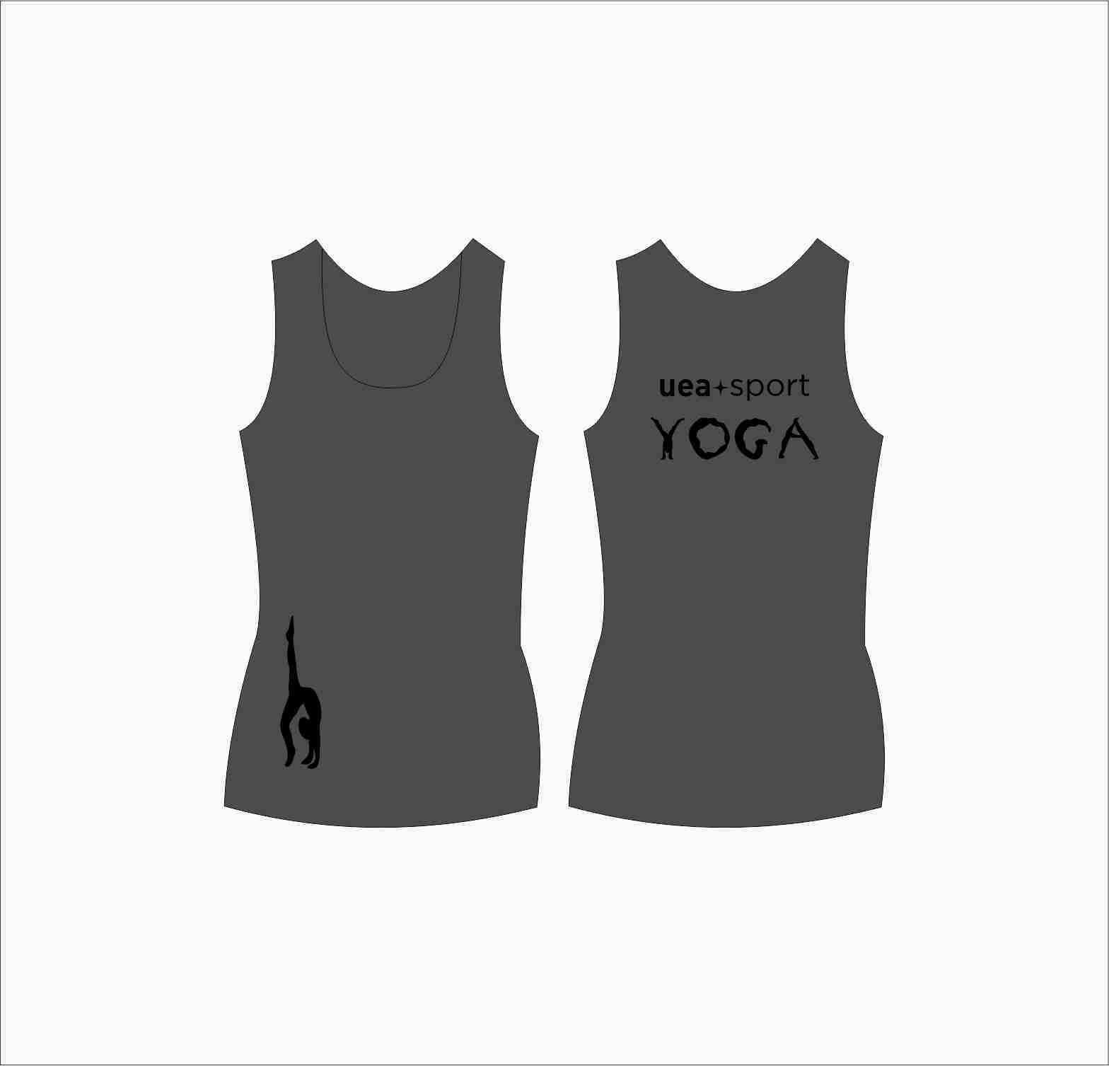 Uea Yoga Womans Tank Top