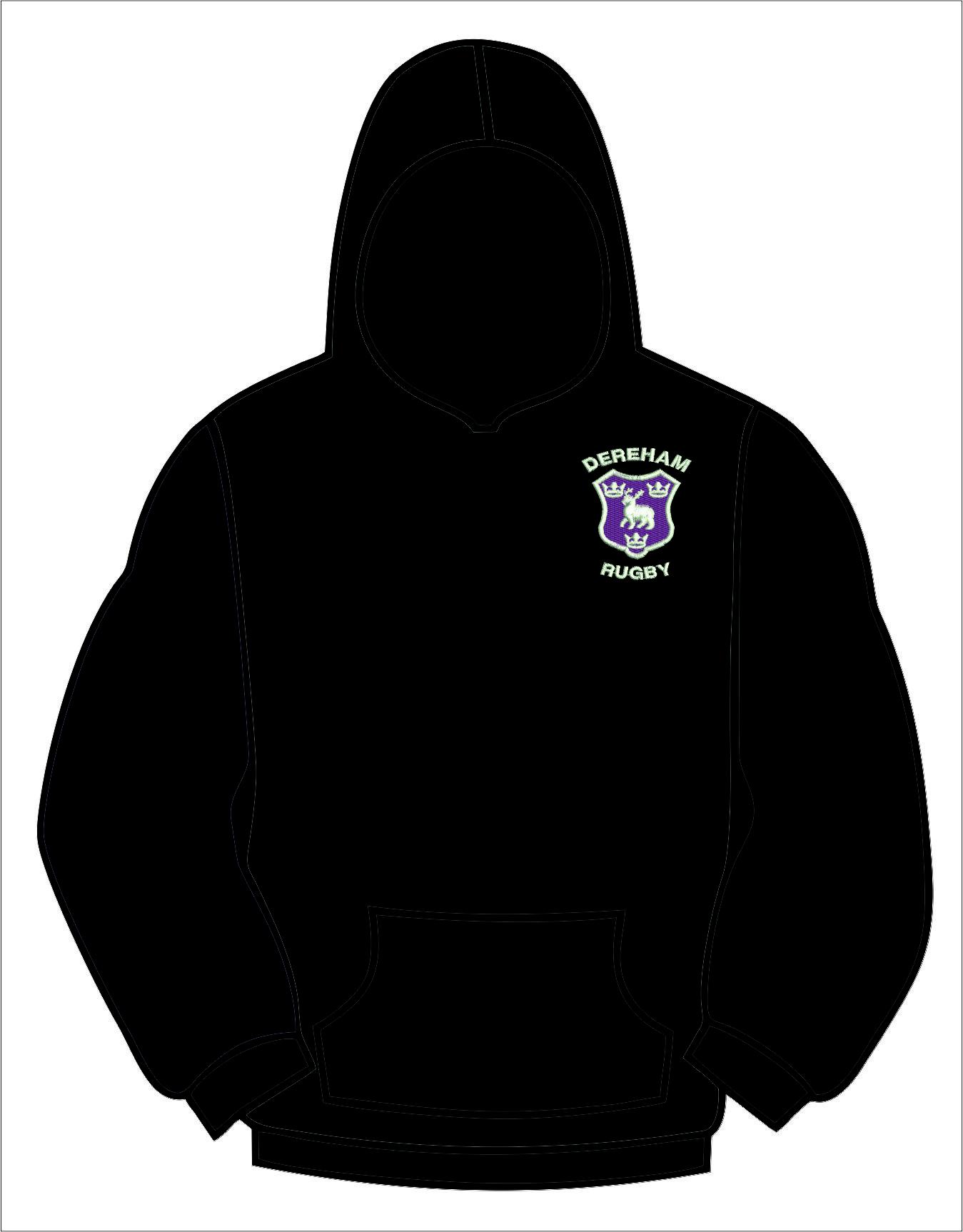 Canterbury Hooded Sweatshirt