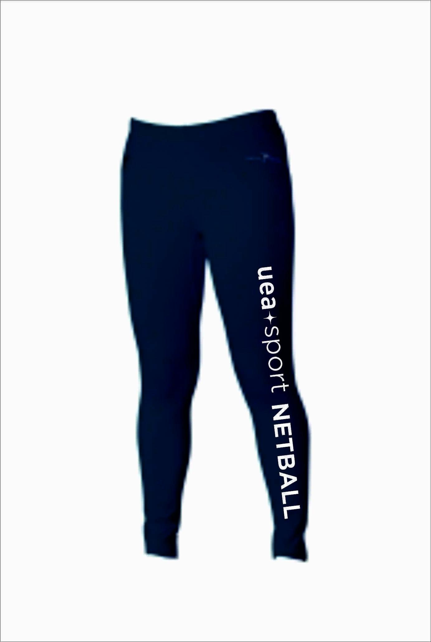 Uea Netball Base Layer Leggings