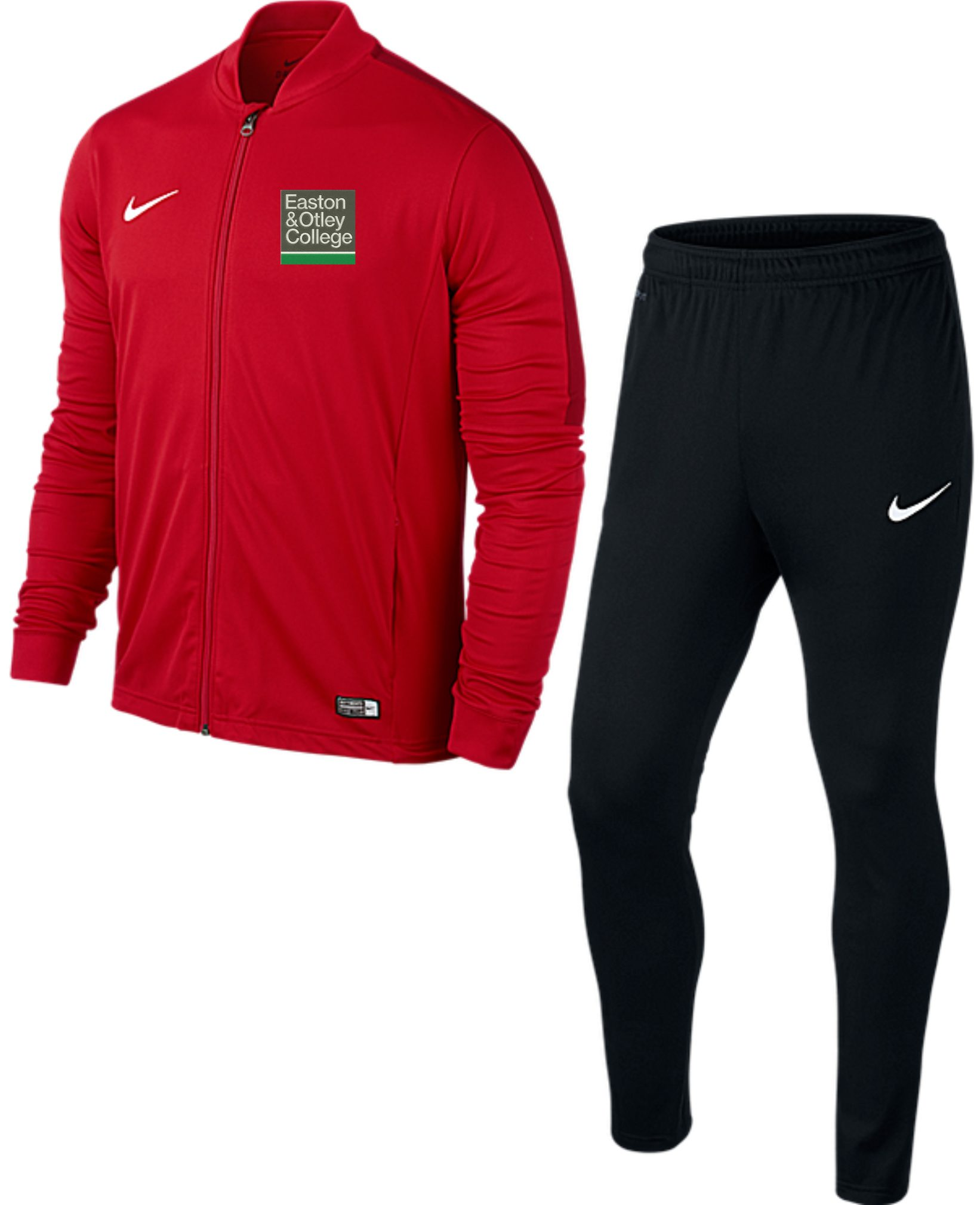 Easton College Staff Sport Academy Tracksuit