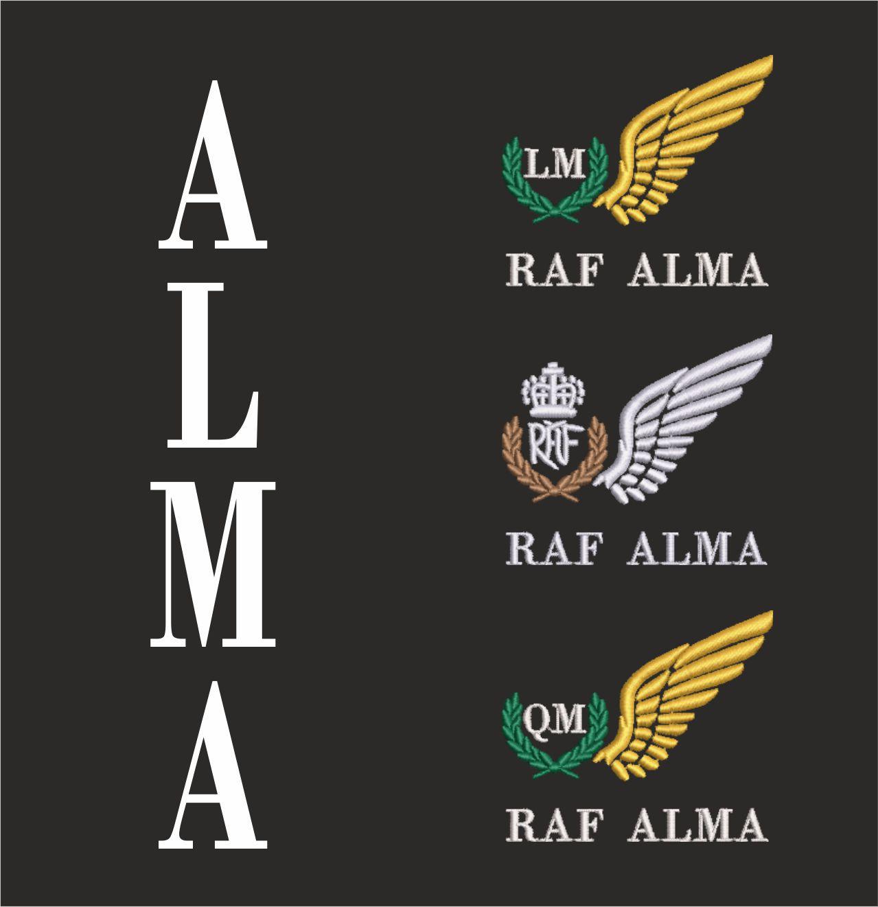 Raf Qm Lm Designs X 3
