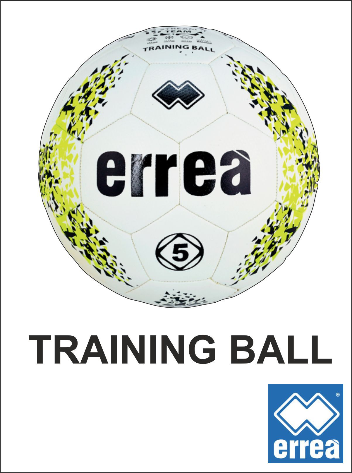 Errea Stream Team Training Ball