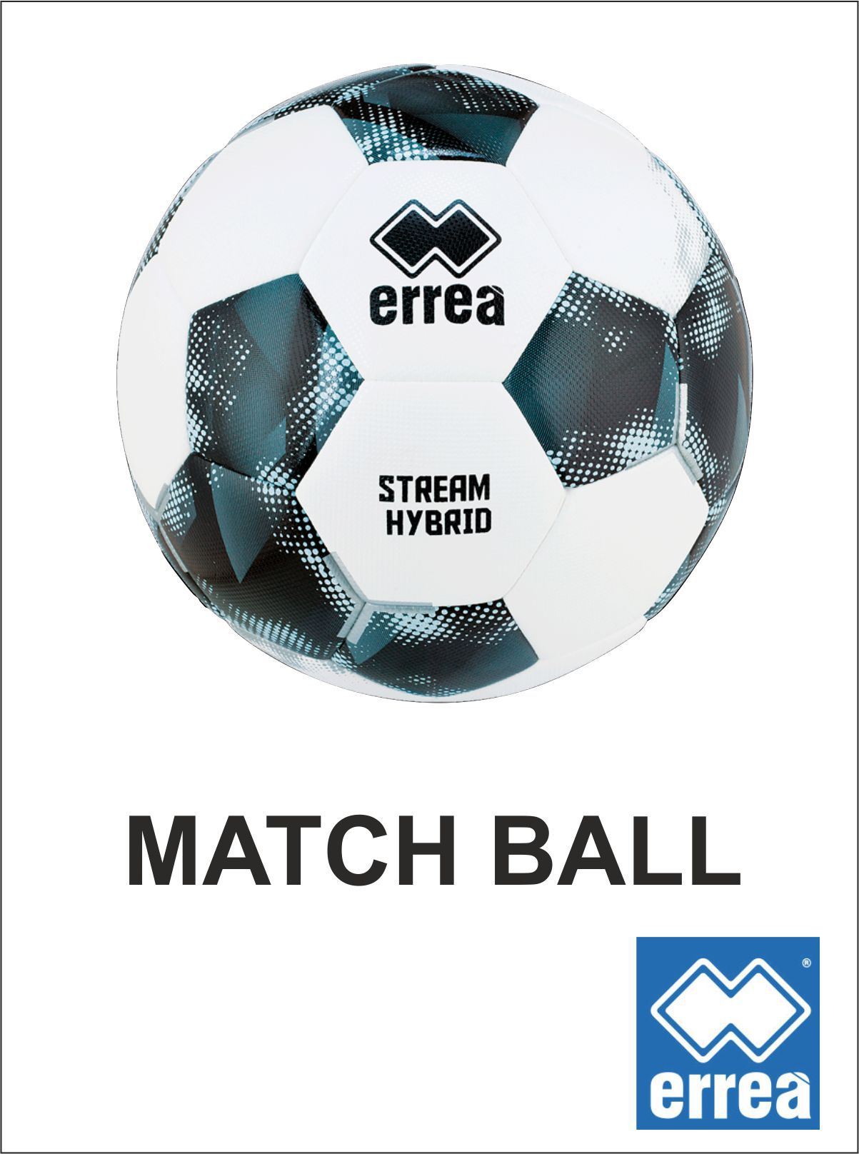 Stream Hybrid Match Ball
