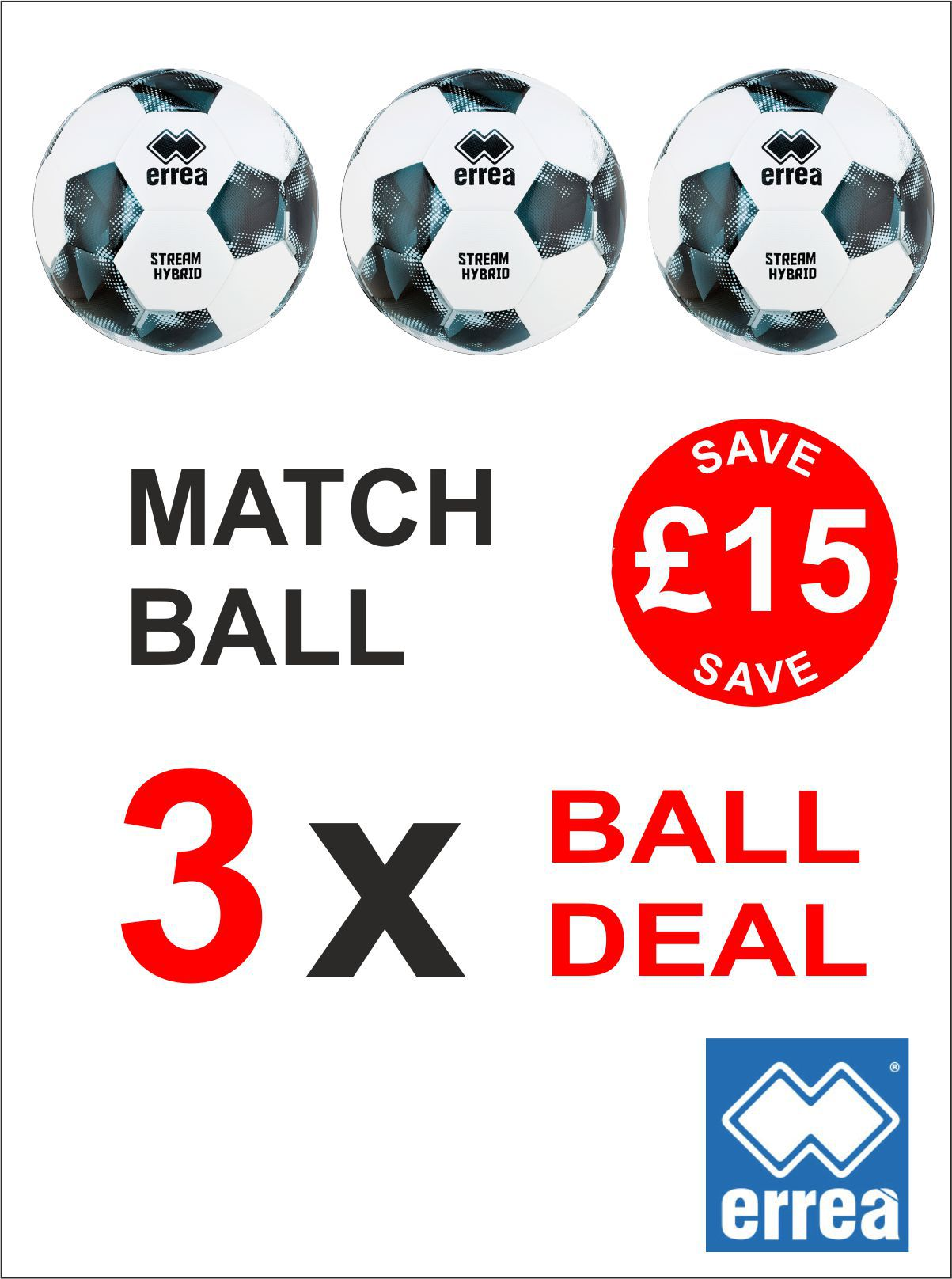 Stream Hybrid Match Ball Deal