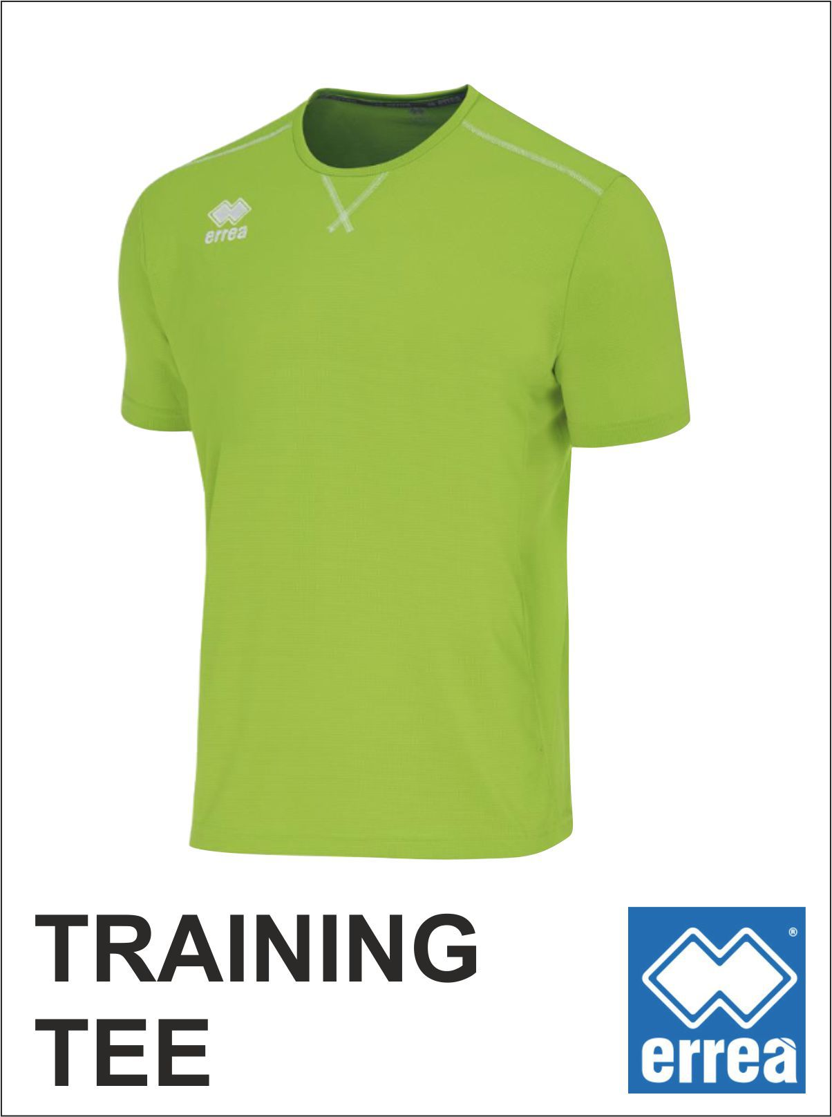 Everton Tee Fluo Green