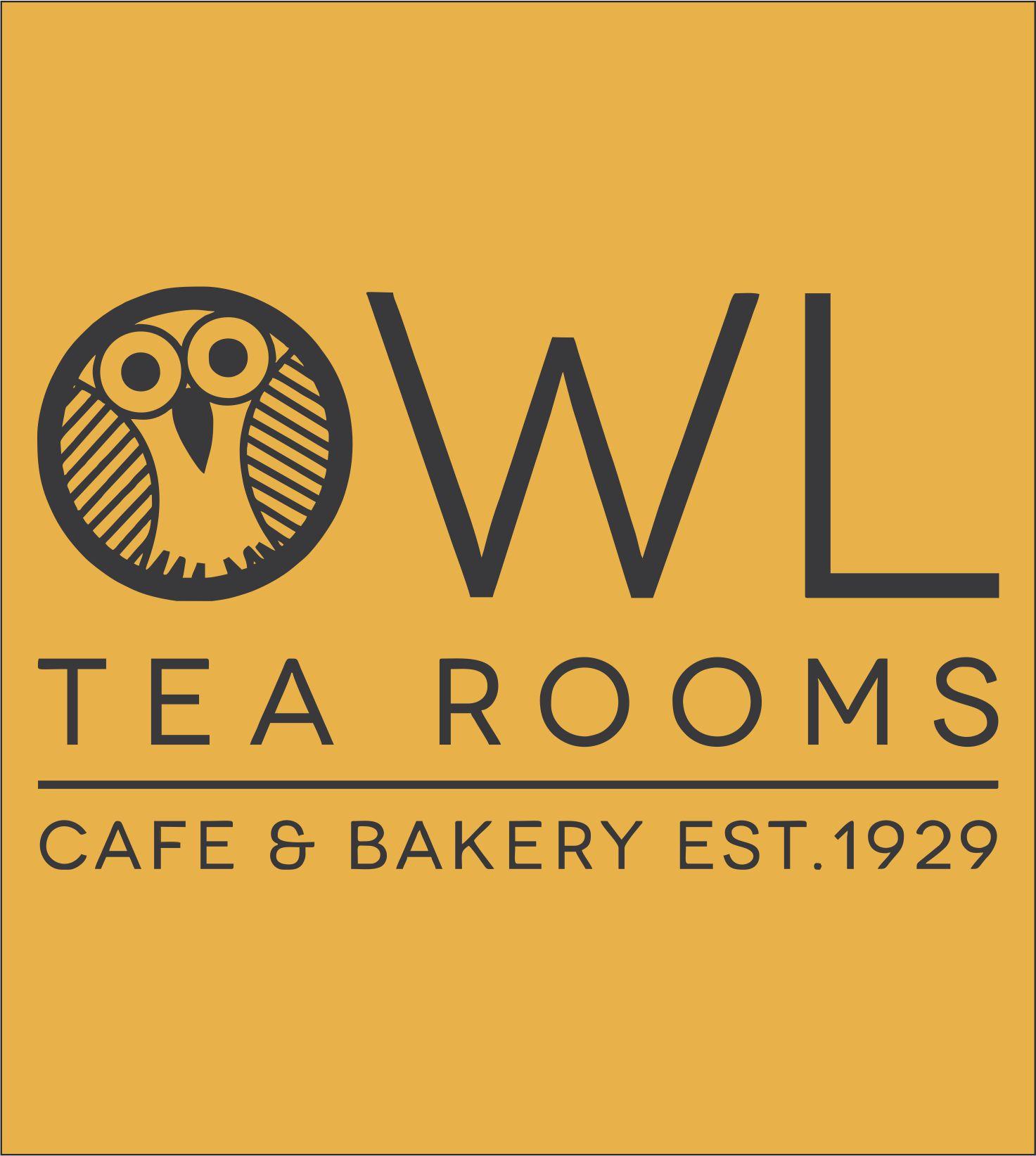 Owl Tea Rooms Logo