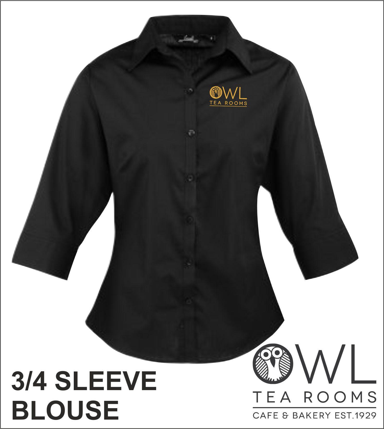 3Q Sleeve Blouse