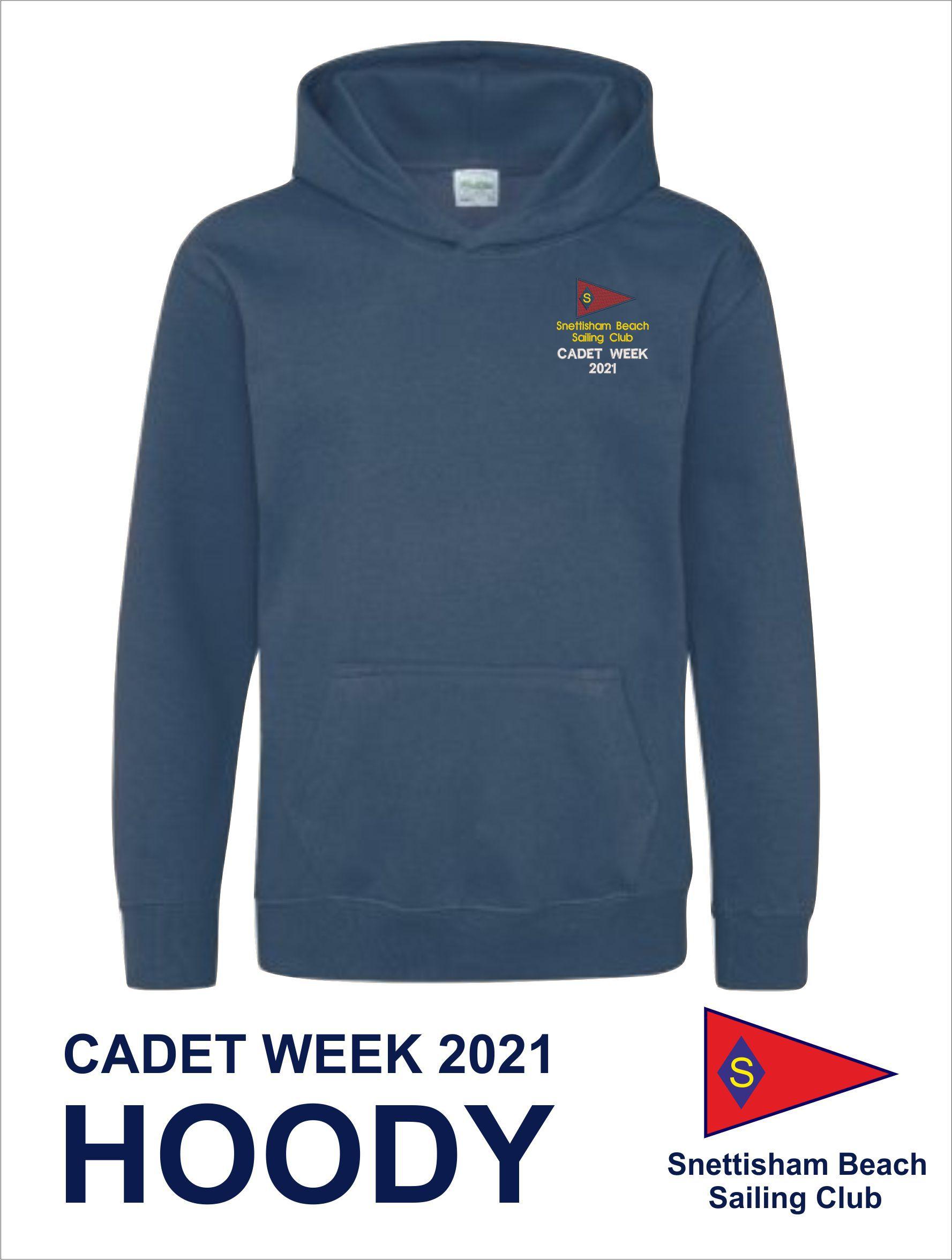 Hoody Front Cadet Week 2021