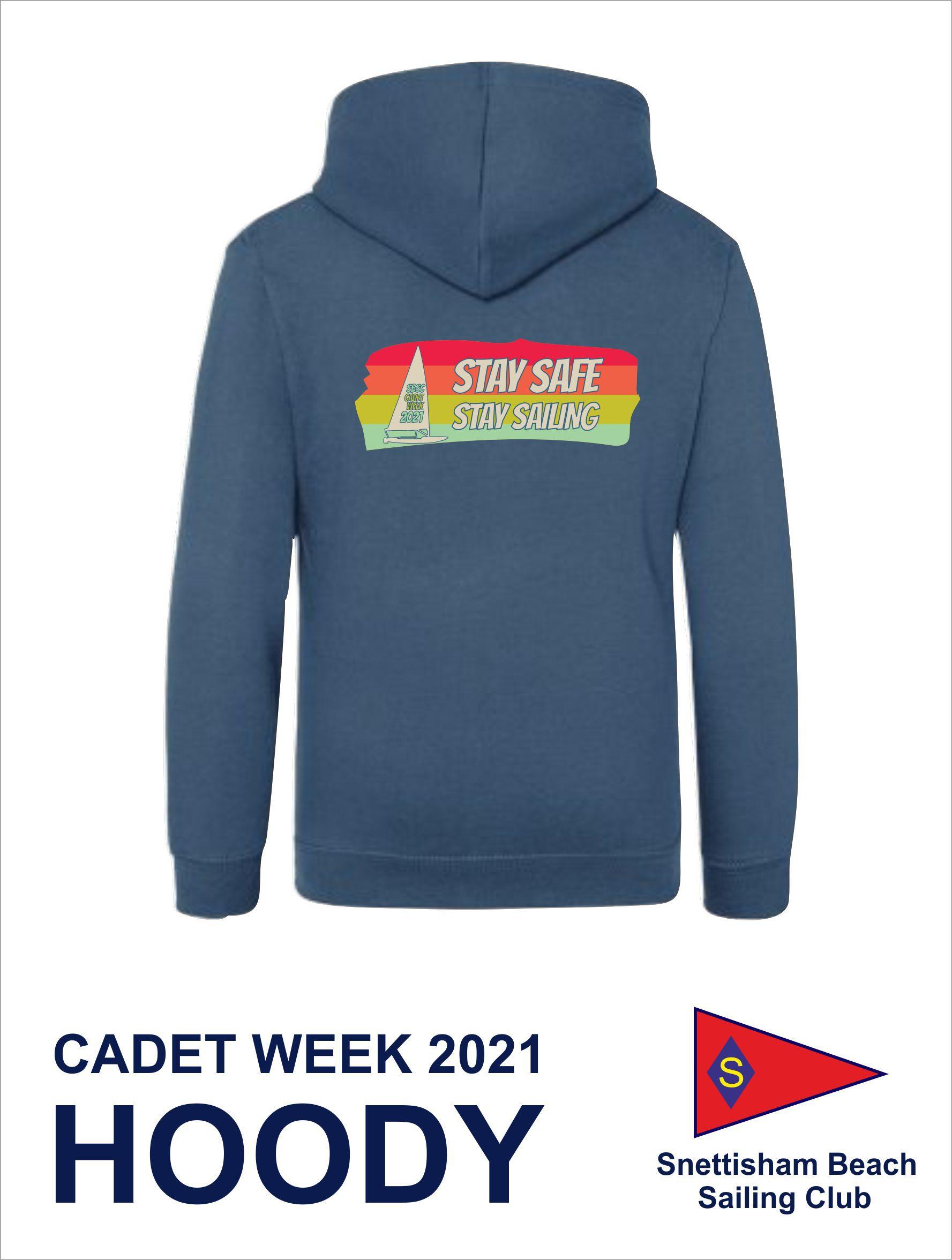 Hoody Back Cadet Week 2021