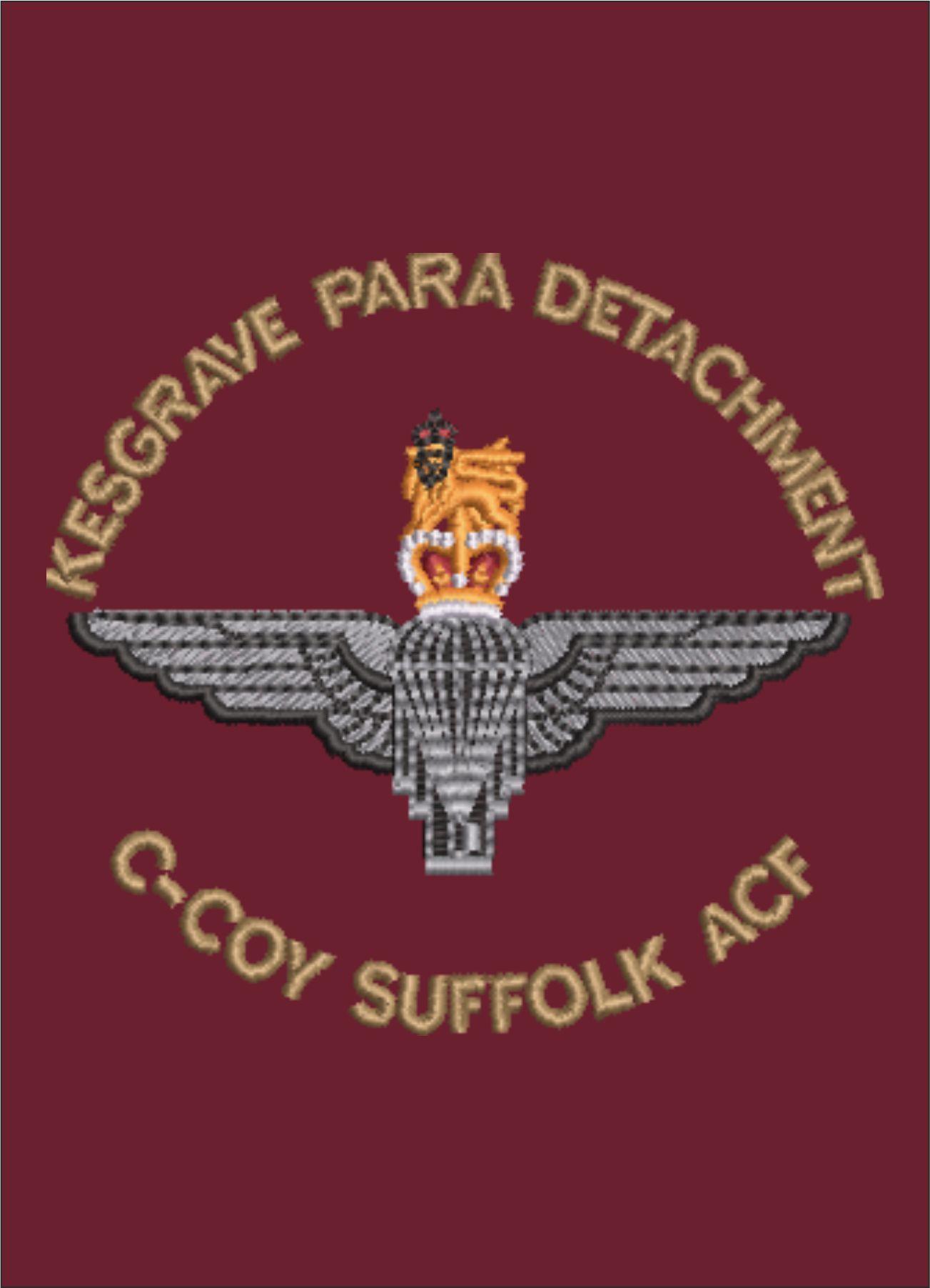 Kesgrave Para Detachment Logo
