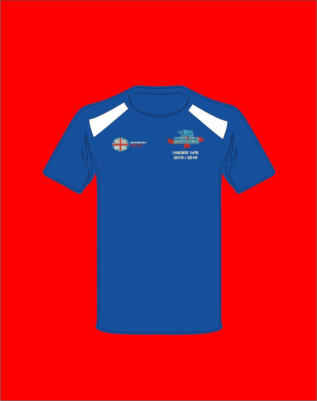 Training Tee (under 14) Sse