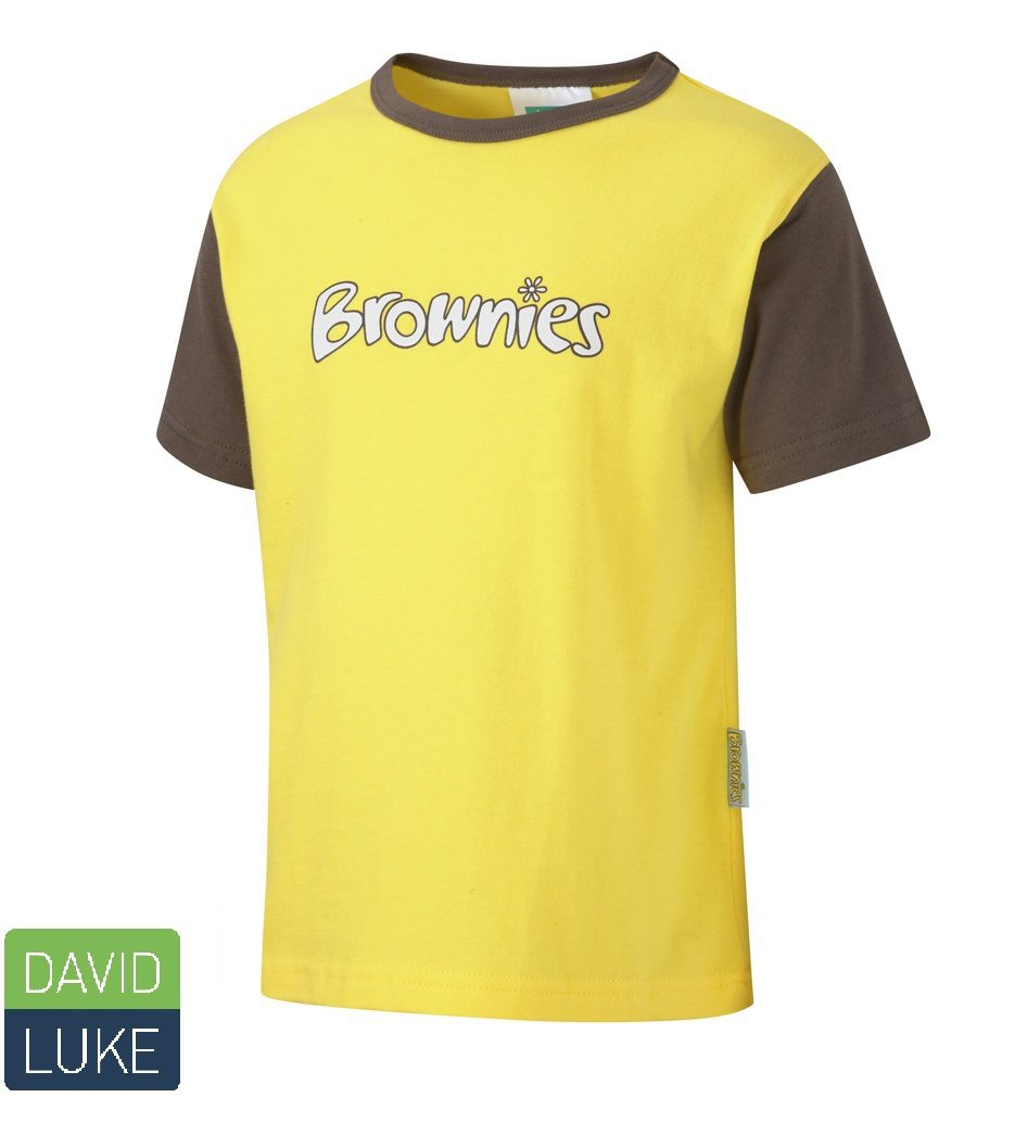 Brownie Short Sleeve Tee