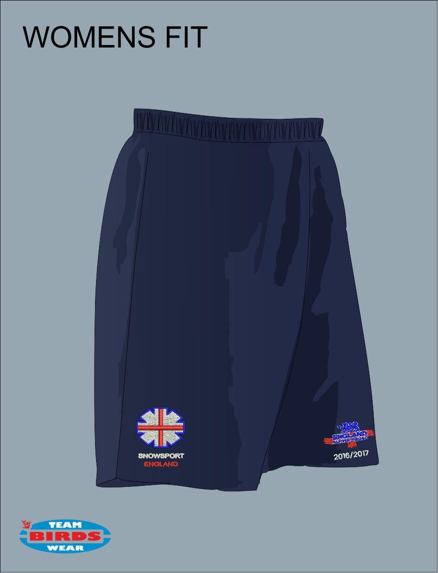 Sse Training Shorts Womens