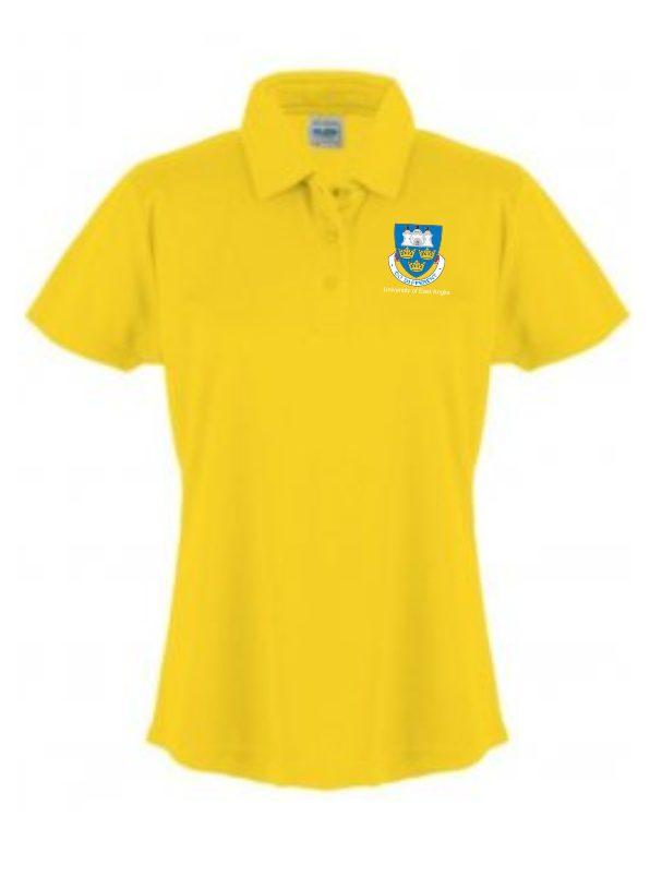 Uea Women's Tennis Shirt
