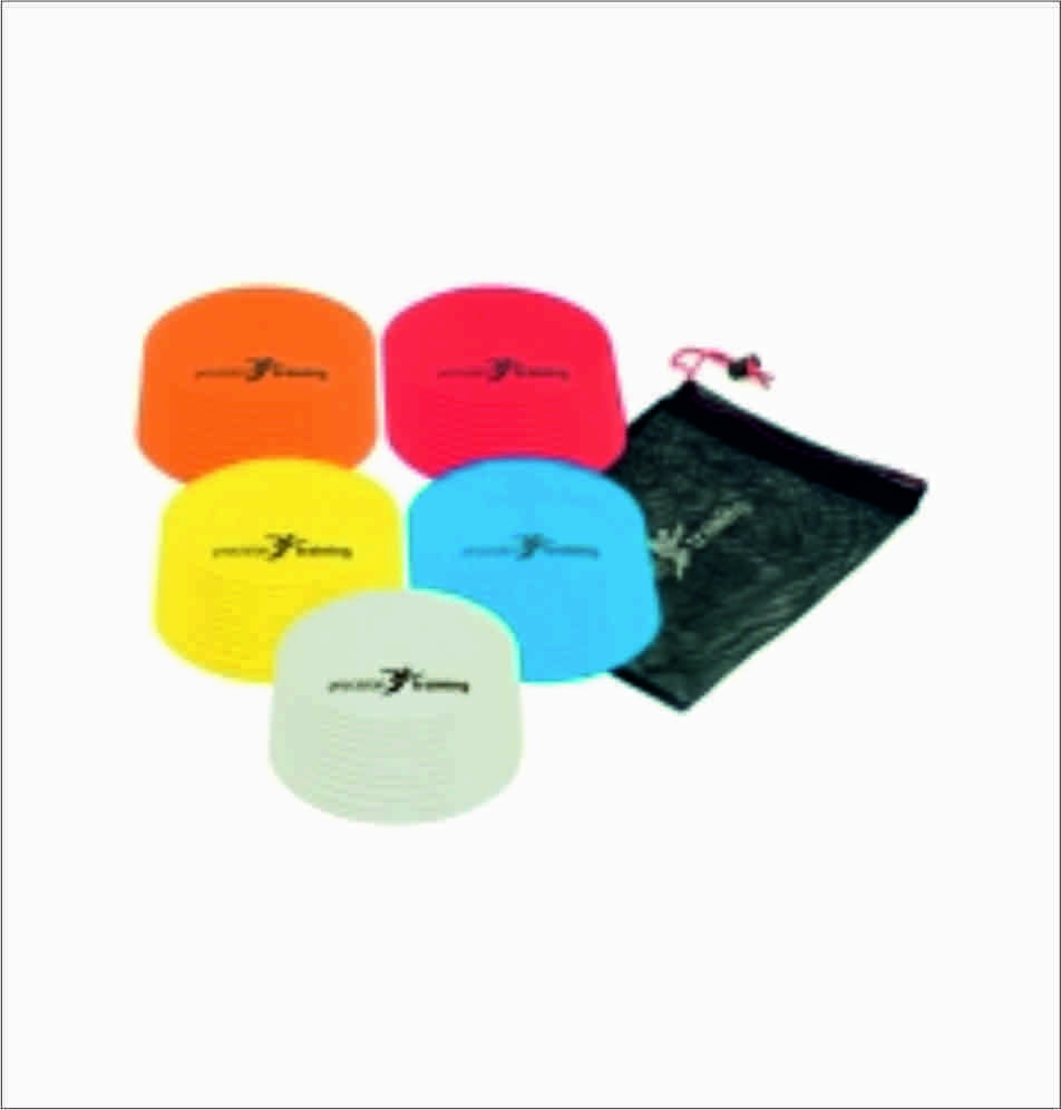 Pro Flat Round Markers