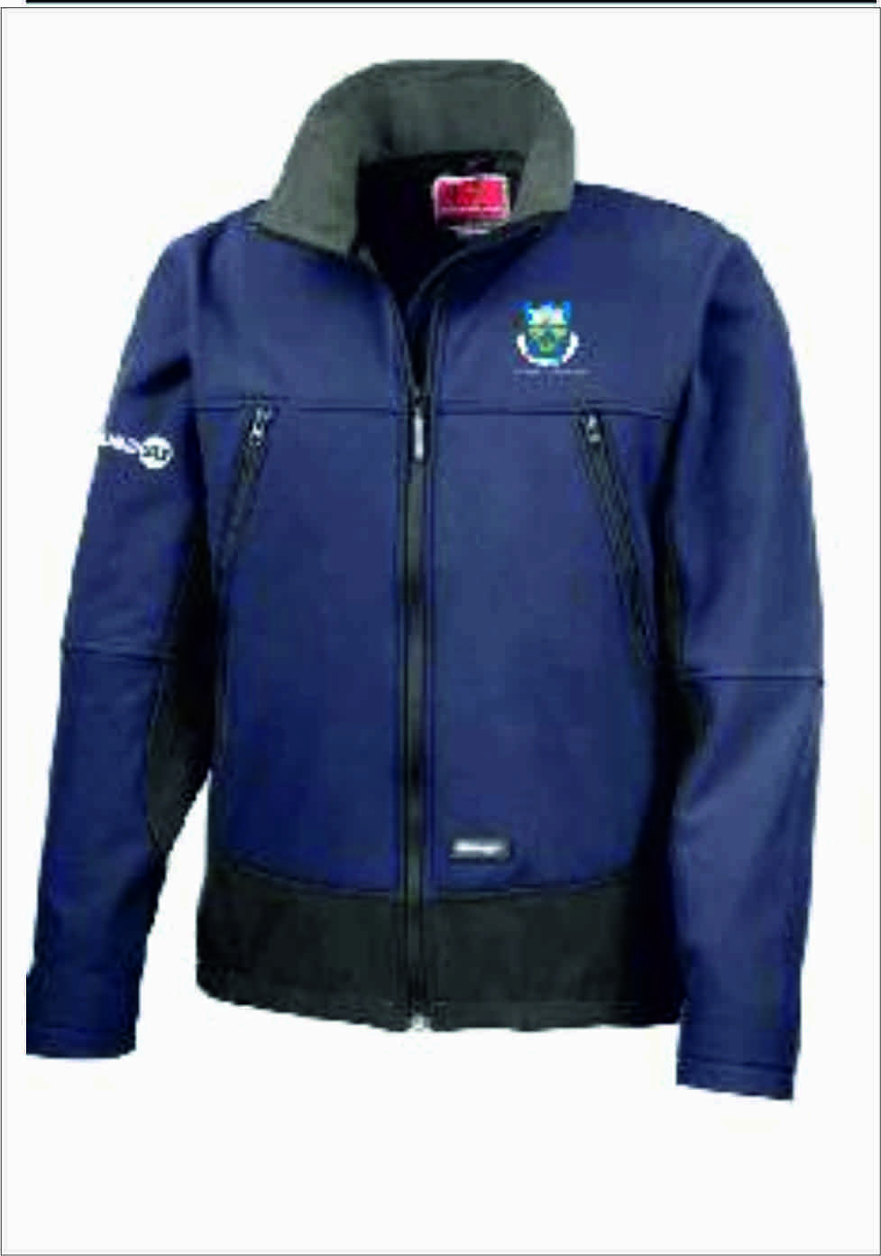 Uea - Hockey Soft Shell Jacket