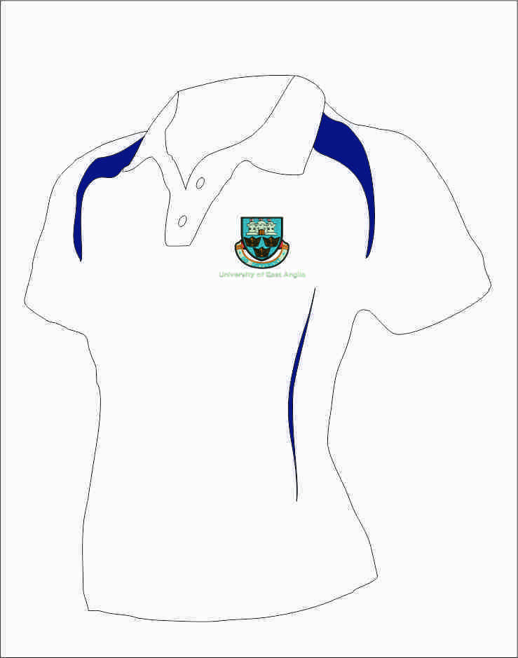 Uea - Womens Netball Shirt