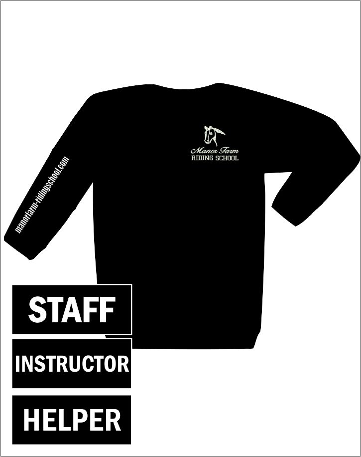 Staff Sweatshirt
