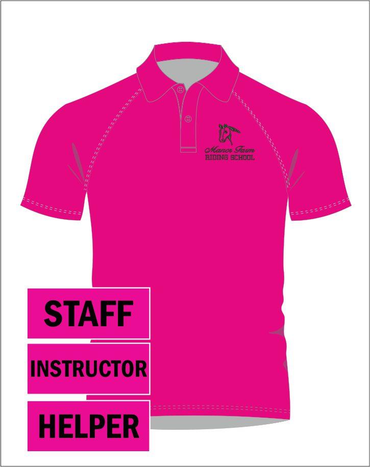 Staff Skinnifit Polo Shirt