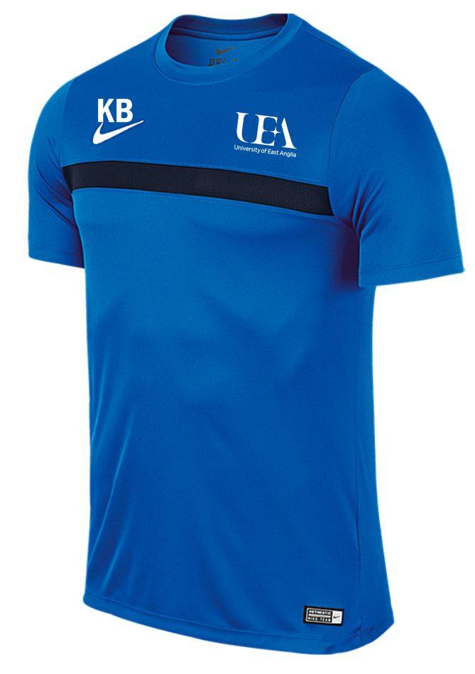 Uea Wfc Training Shirt