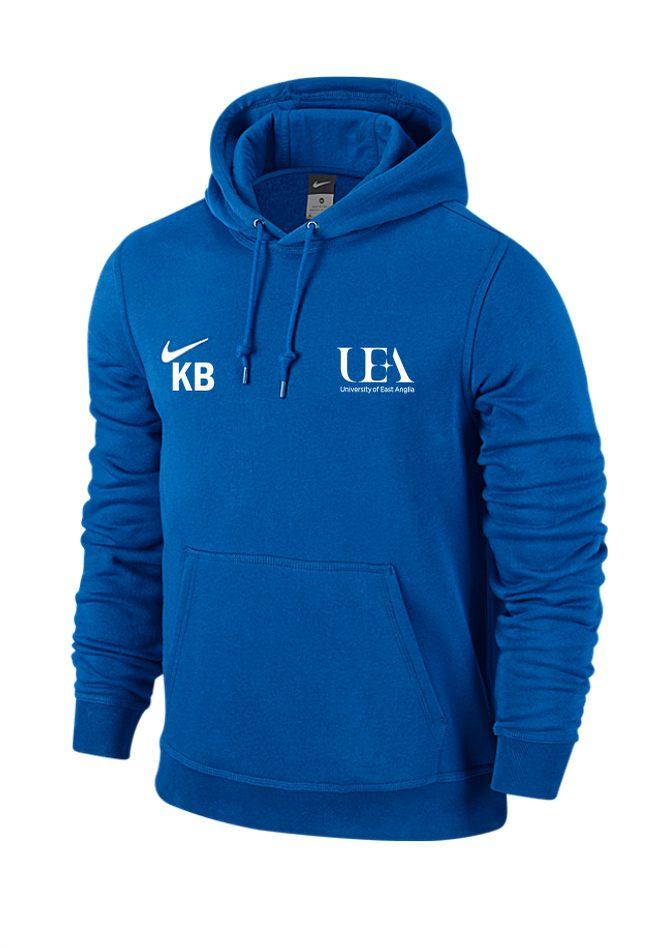 Uea Wfc Nike Hoody