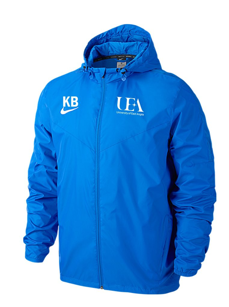 Uea Wfc Nike Rain Jacket