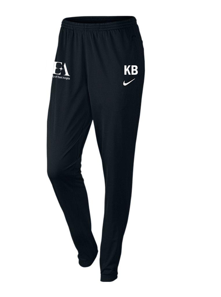 Uea Wfc Nike Navy Libero Knit Pant