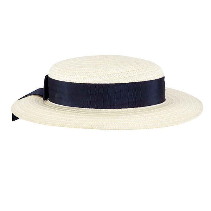 Girls Boater Hat