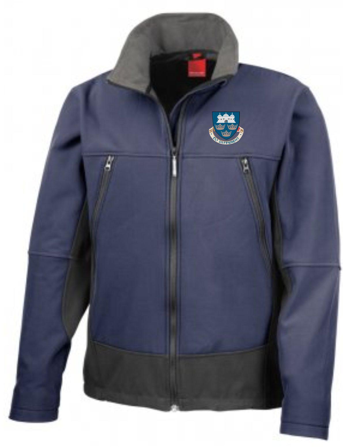 Uea Polo Soft Shell Jacket