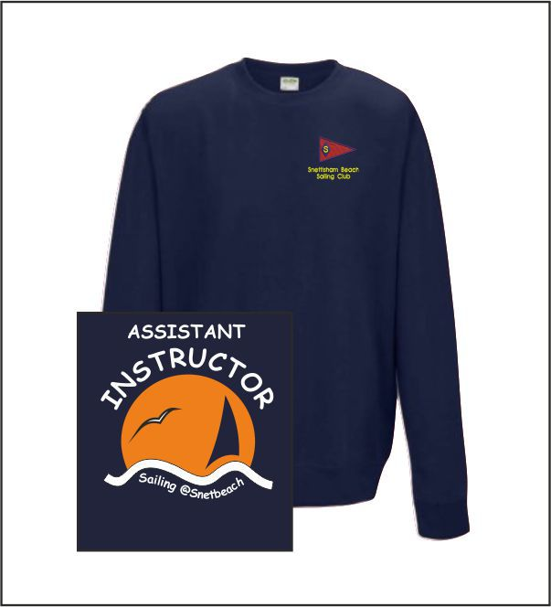 Snettisham Beach Sailing Club Assistant Sweatshirt
