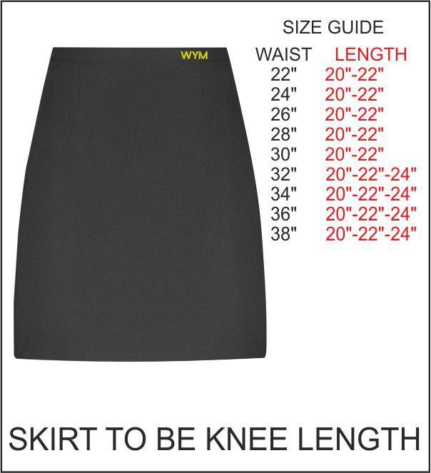 Wym Senior Skirt
