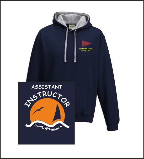 Snettisham Beach Sailing Club Assistant Hoody