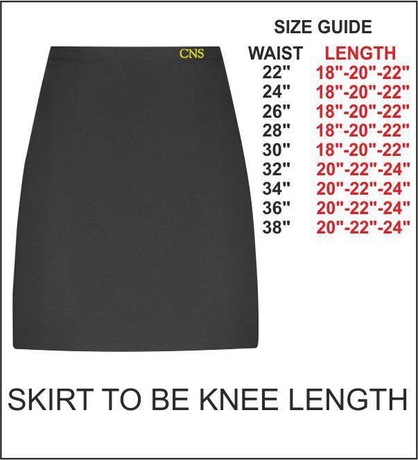 Cns Straight Skirt