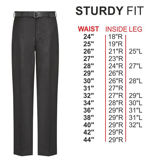 Boys Sturdy Fit Trouser