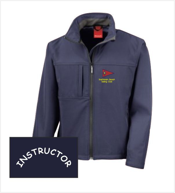 Snettisham Beach Sailing Club Assistant Softshell Jacket