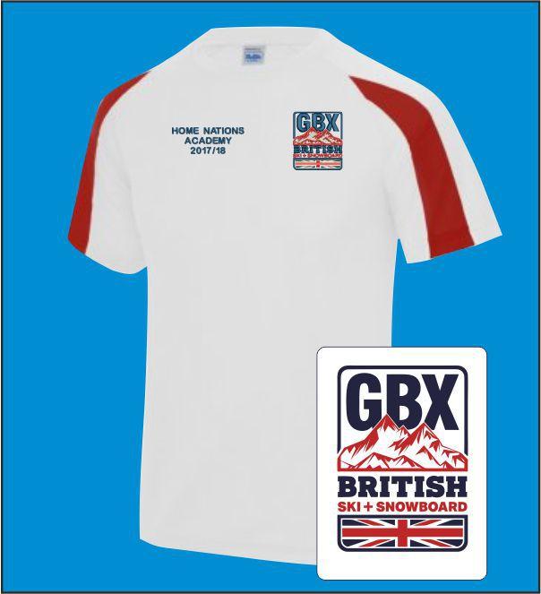 Gbx Ski Cross Training Tee