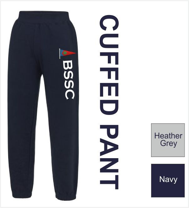 Bssc Sailing Club 2017 Cuffed Pant
