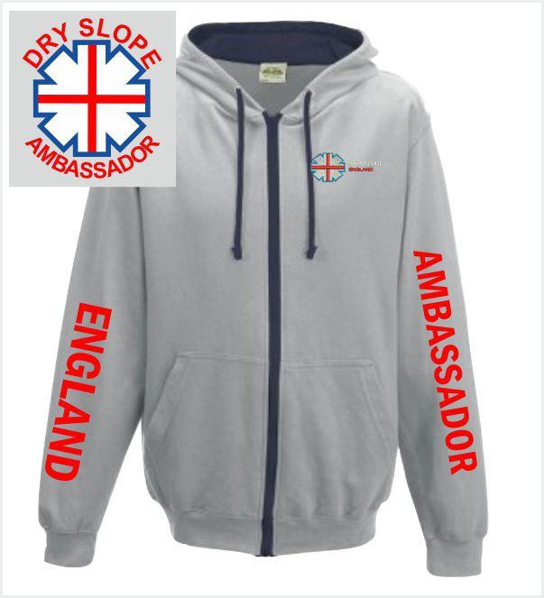 Snowsport England Ambas Hoody