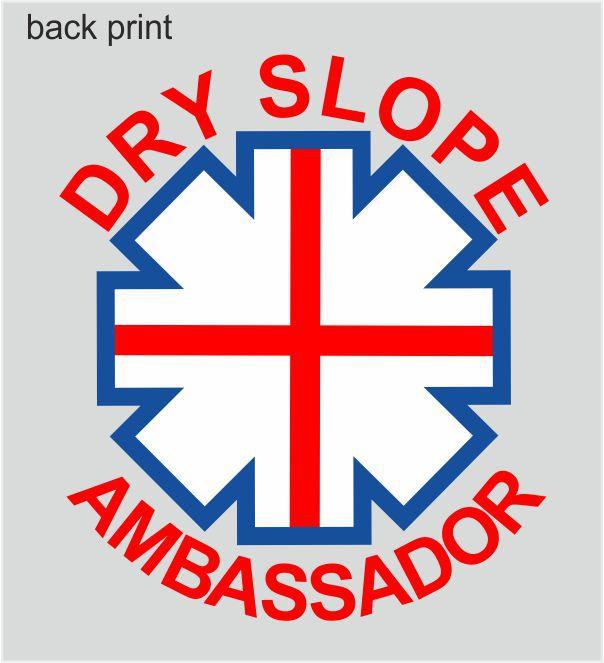 Snowsport England Ambas Back Print