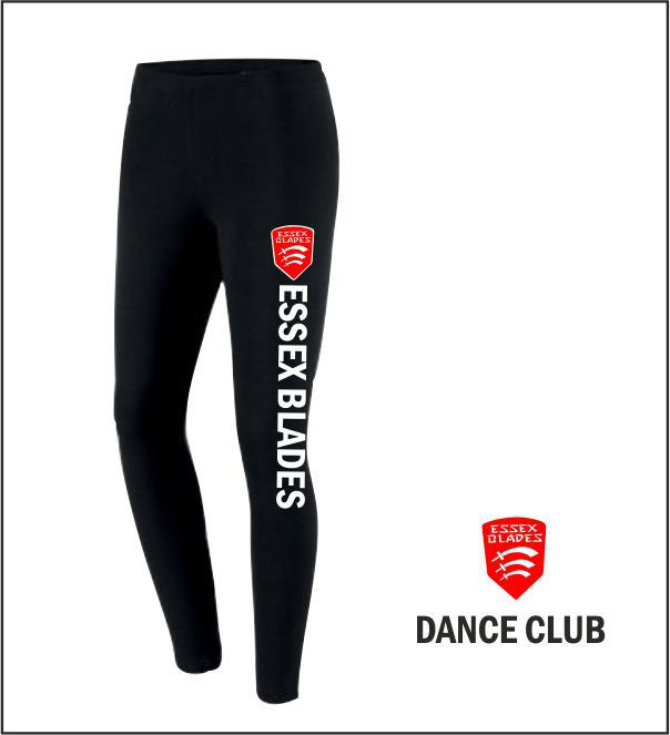 Essex Blades Dance Club Leggings