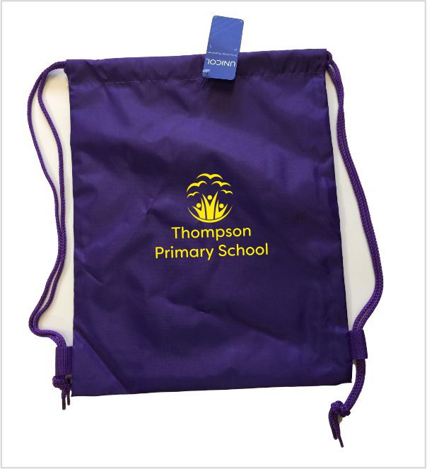 Thompson School Gym Bag