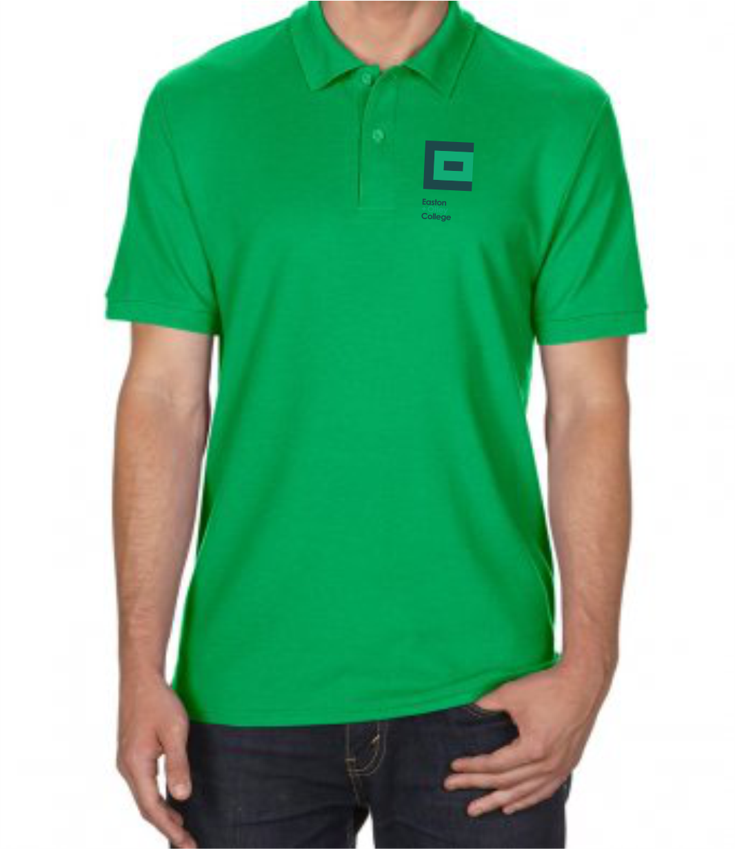 Easton College Animal Studies Mens Polo