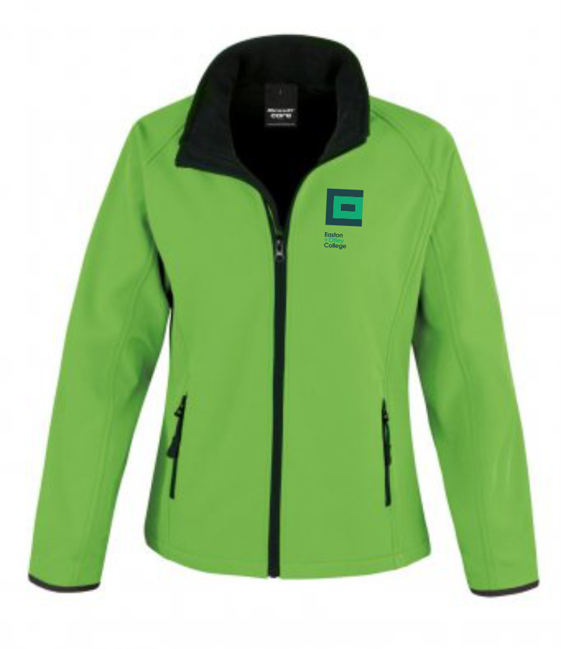 Easton College Animal Studies Girls Softshell