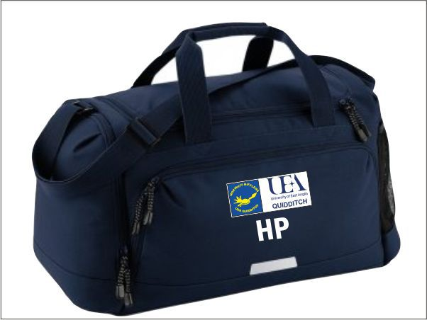 Uea Quidditch Players Bag