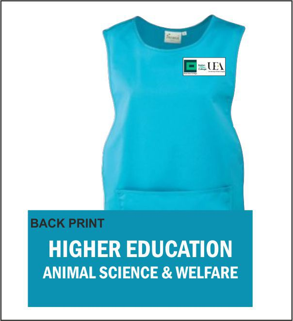 E O Animal Science Welfare Tabard