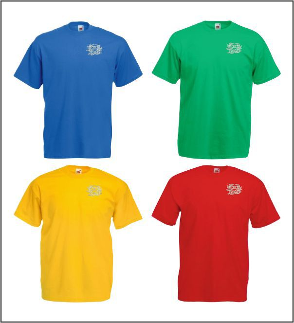 Ashill Uniform Pe T Shirt