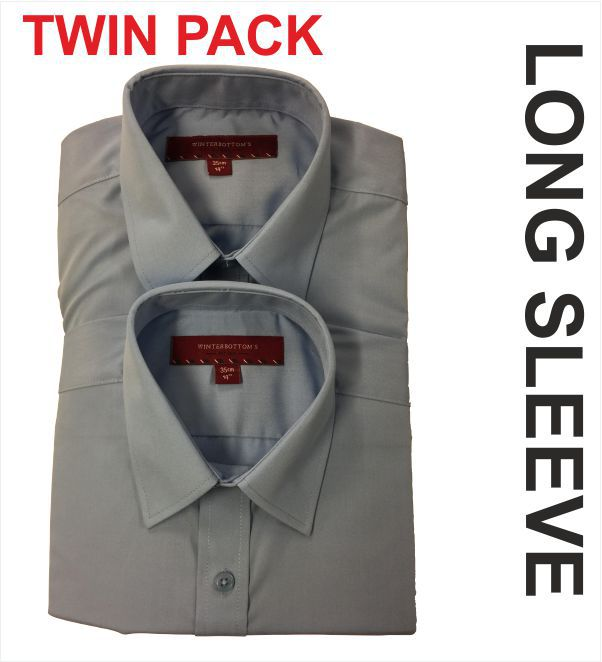 Twin Pack Ls Shirts