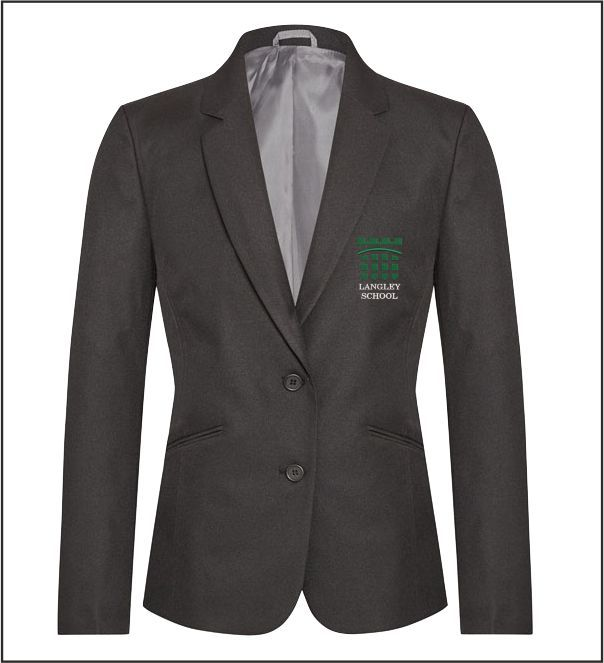 Langley Uniform Girls Blazer