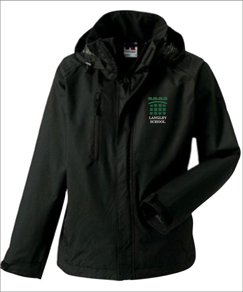 Langley Uniform Rain Jacket
