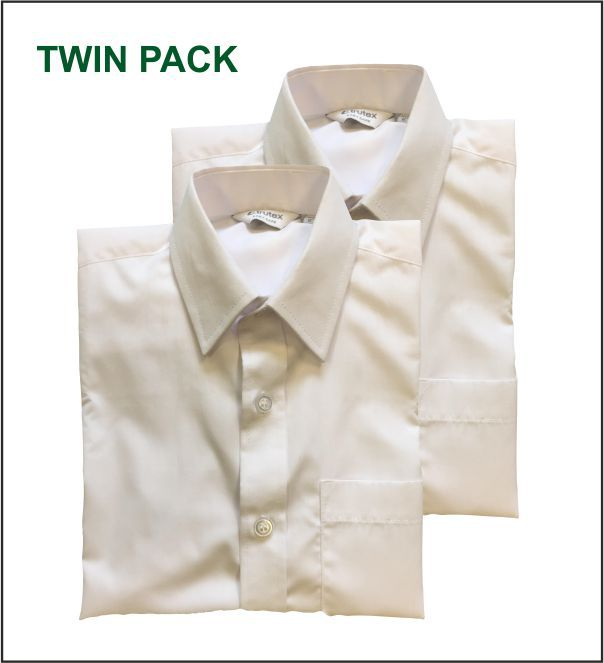Langley Uniform Twin Pack Shirts